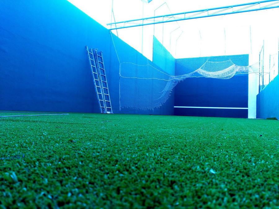 Club tennis premia de mar instal lacions for Piscina premia de mar